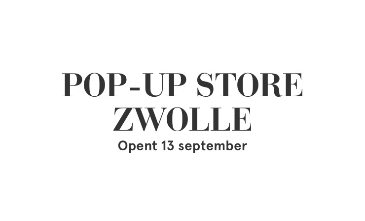 Zwolle pop-up store